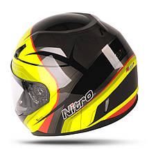 ШЛЕМ Nitro N2000-VN Pioner, фото 2