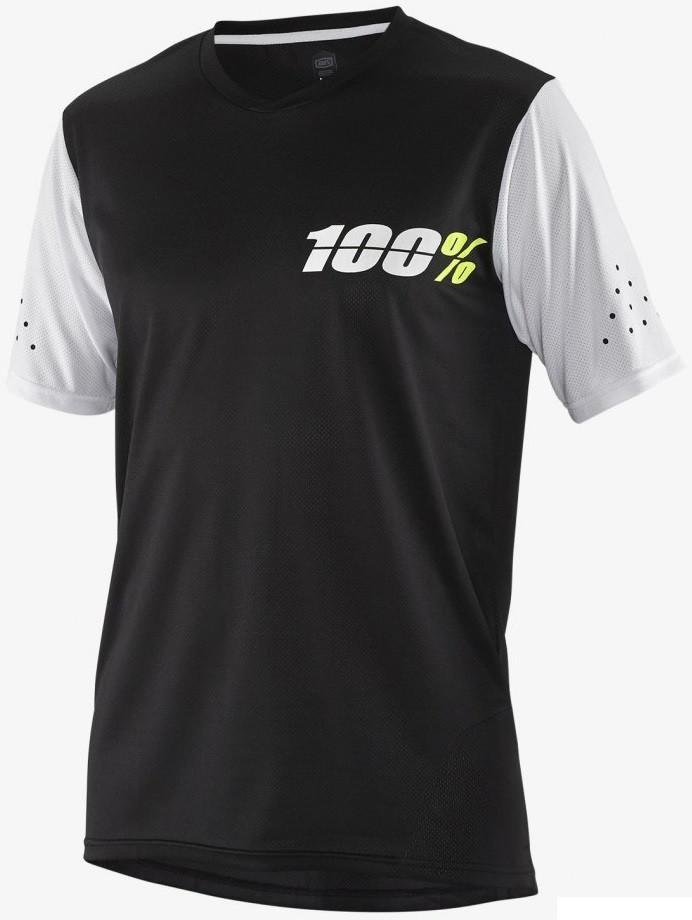 Вело джерси Ride 100% RIDECAMP Jersey [Black], XL