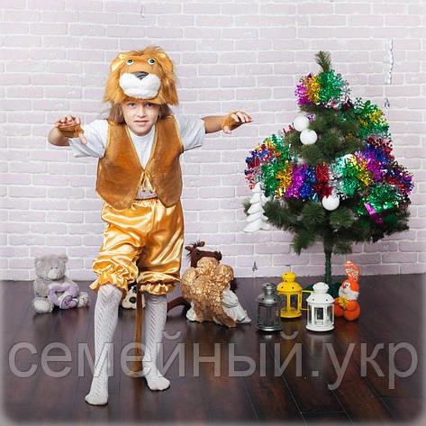 Маскарадный детский костюм льва, фото 2