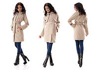 Женское пальто и0012, фото 1