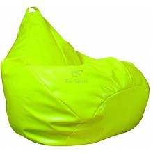 Кресло груша Фреш Лимон 120-90 см