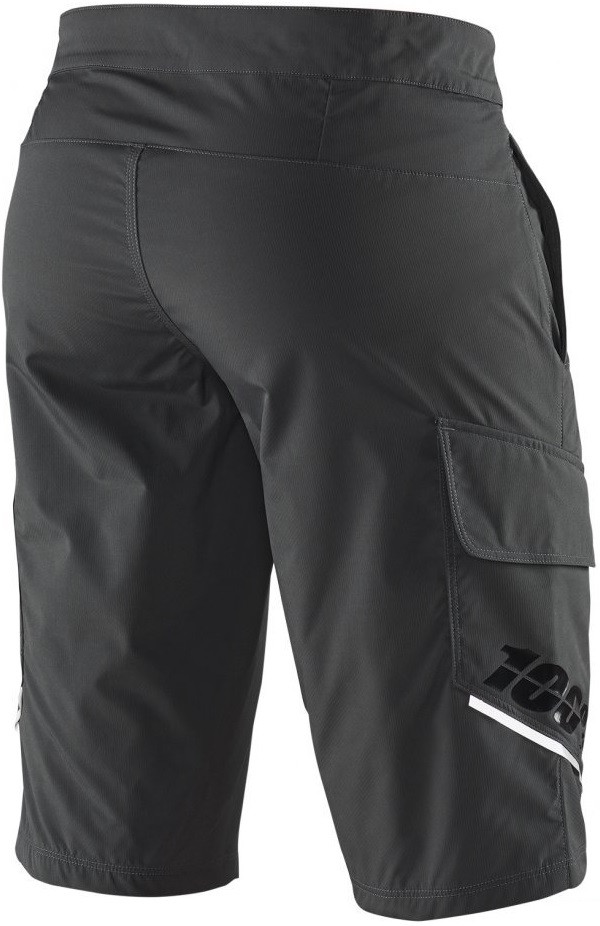 Вело шорти Ride 100% RIDECAMP Shorts [Charcoal], 36