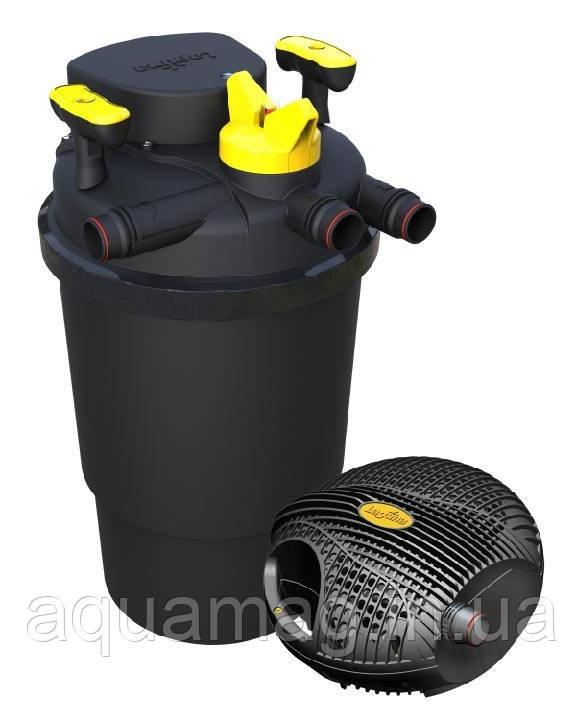 Комплект фильтрации Hagen Laguna Clear-Flo 10000 UVC / 10000л для пруда, водопада, водоема, каскада