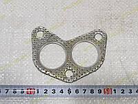 Прокладка выхлопной трубы (штанов) Москвич 2140,412 метал