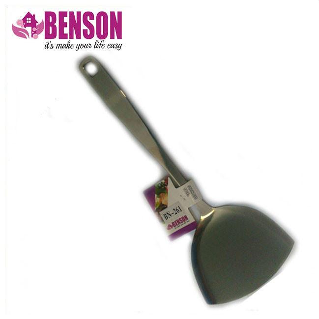 Лопатка из нержавеющей стали Benson BN-261