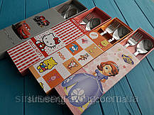 Именные ложечки и вилочки с Hello Kitty, фото 3