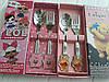 Именные ложечки и вилочки с Hello Kitty, фото 6