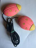 Сушилка для обуви Солнышко (розовый)
