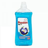 Passion Gold Allzweckreiniger Bergblumen Універсальний миючий засіб для підлоги (Синій)1,5 л