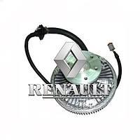 Вискомуфта Renault