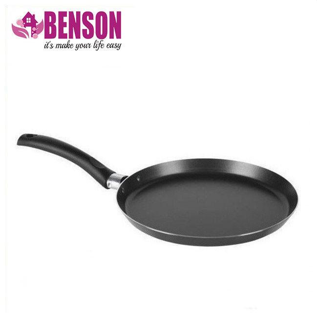 Сковорода блинная с антипригарным мраморным покрытием Benson BN-507 20 см