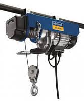 Электрическая лебедка Scheppach hrs 400 (200 / 400 кг)