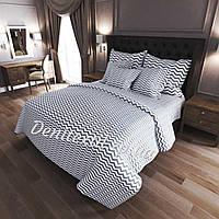 Комплект постельного белья Двуспальный Бязь Голд Люкс 100% хлопок
