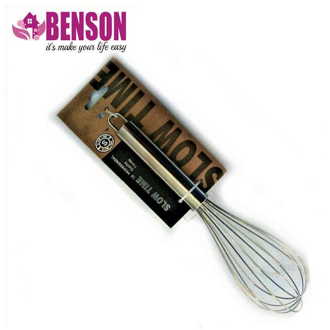 Венчик для взбивания из нержавеющей стали Benson BN-1034