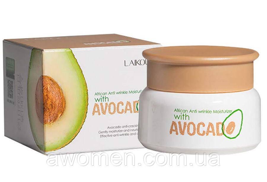 Интенсивно увлажняющий крем для лица Laikou Avokado с экстрактом авокадо 35 мл