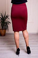"""Женская юбка """"Верона"""" размеры 44-54, фото 3"""