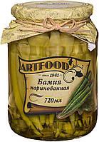 """Армянские Маринованные бамия """"Artfood"""" 650мл"""