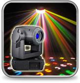 Дискотечные световые приборы