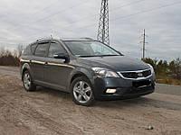 Дефлектора окон KIA Cee'd 2007-2012