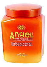 Маска для восстановления сухих и поврежденных волос - питательный крем Angel Professional, 500 мл