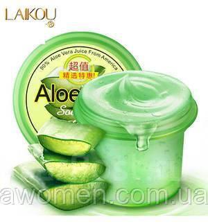 Универсальный гель для лица Laikou Aloe 90% 120 g
