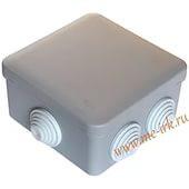 Коробка розпределительная накладная IP-55 100Х100X50 Schneider electric