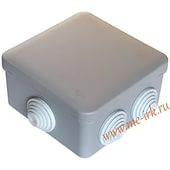 Schneider electric коробка розподільна IP-55 100Х100X50