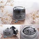 Маска для обличчя Laikou Black Pearl Mud Mask 80 g, фото 5