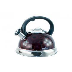 Чайник Maxmark MK-1320 со свистком 3л