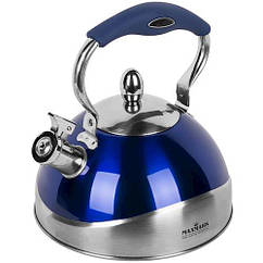 Чайник Maxmark MK-1315 со свистком 2,7л