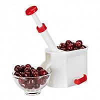 Машинка для удаления косточек из вишни (Cherry and Olive corer) вишнечистка (2755)