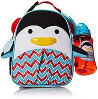 Детская термо-сумка (ланч бокс с бидончиком) Zoo пингвин, Skip Hop212513, фото 1