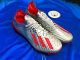 Бутсы Adidas X 19.3(Адидас икс), фото 4