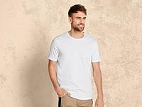 Комплект футболок мужских базовых от livergy Германия.