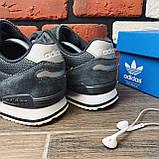 Кроссовки мужские Adidas ZX 30931 ⏩ [ 46> ], фото 2