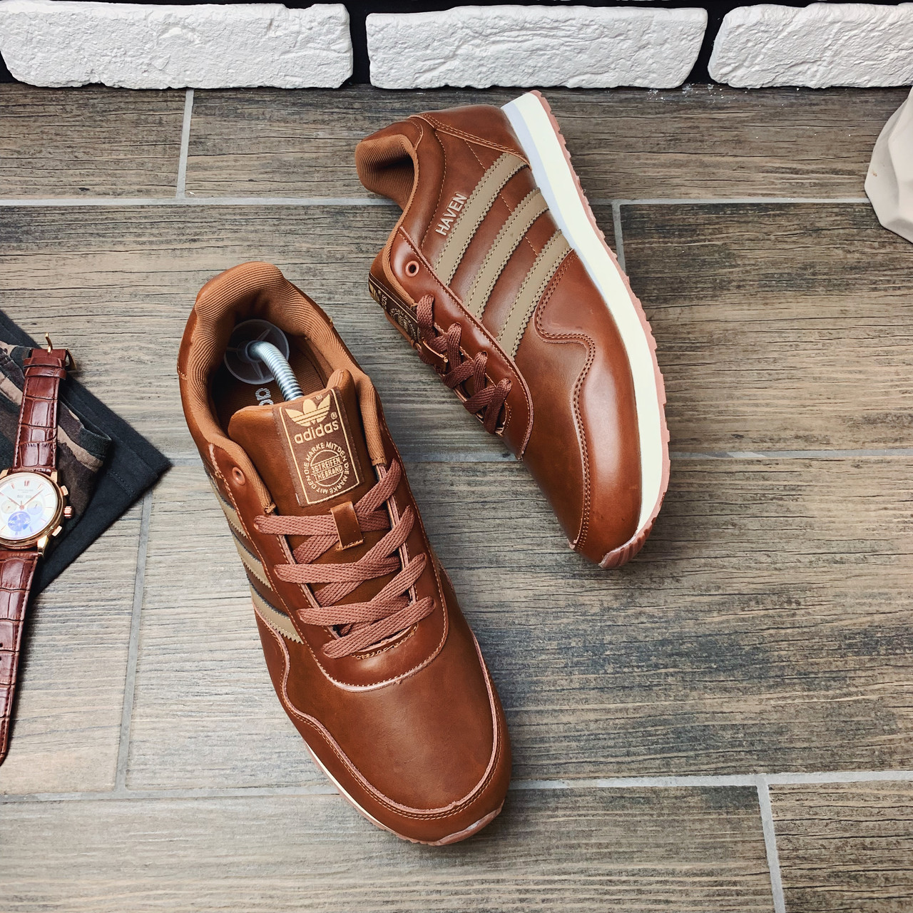 Кроссовки мужские Adidas HAVEN 30991 ⏩ [ 42.44 ]