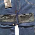 Лосіни під джинс на хутрі 48-50 розмір, фото 4