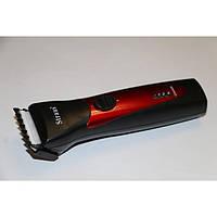 Беспроводная Машинка для стрижки волос с триммером Straus professional ST-102