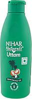 100% Кокосове масло Nihar 500 мл, фото 1