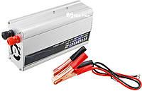 Перетворювач напруги(інвертор) TBE 12-220V 2000W + USB Silver (1742), фото 1