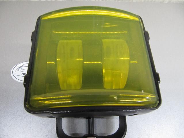 Противотуманные фары LED - с мощными светодиодами