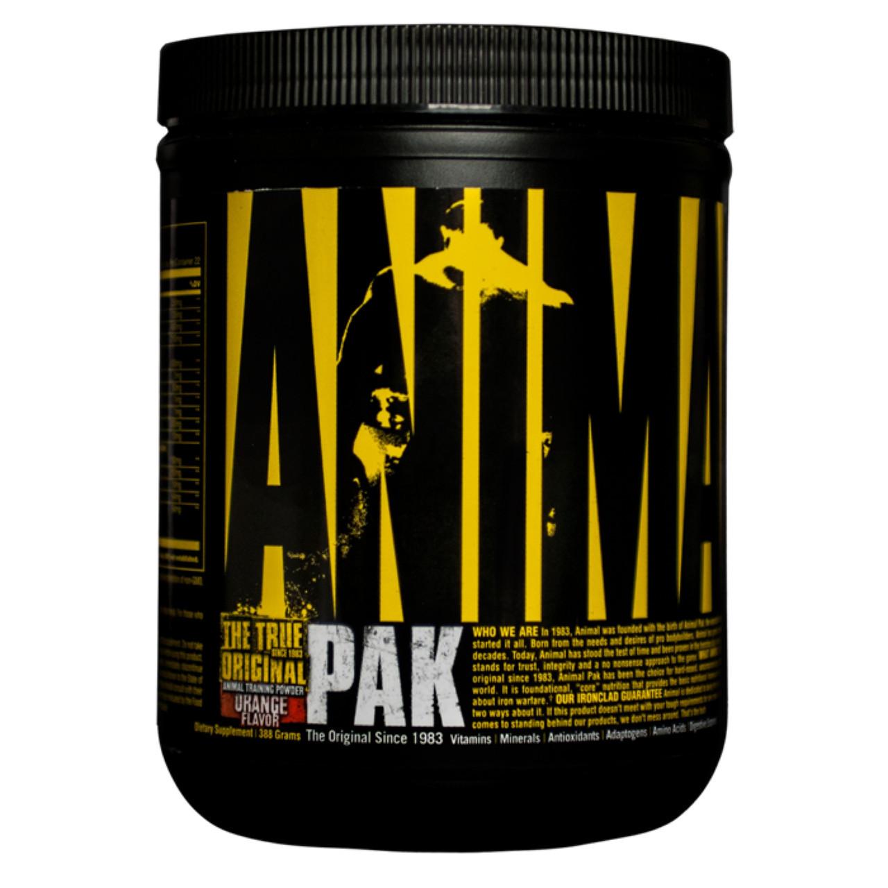 Витамины ANIMAL PAK Powder 123 g Вкус:Вишня