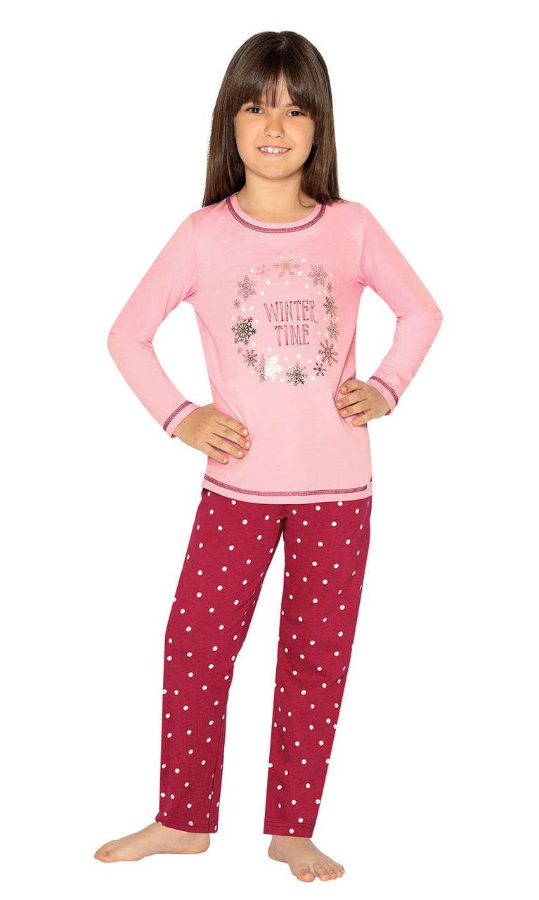 Дитяча піжама для дівчинки Wadima 404158