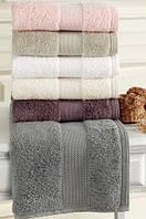 Soft cotton набор полотенец DELUXE 3 пр 32х50, 50х100, 75х150 Bal