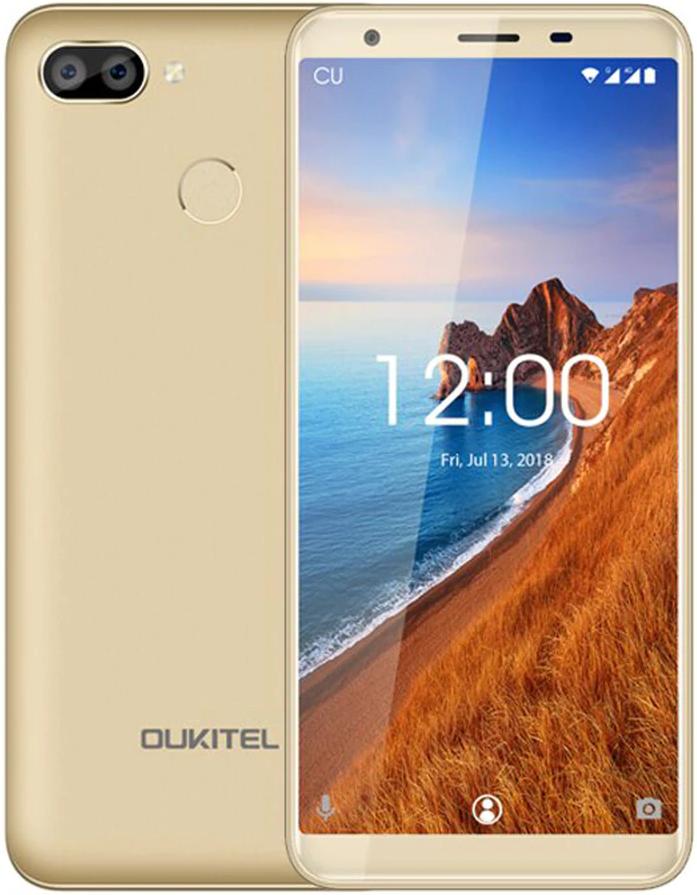 Oukitel C11 Pro | Золотой | 3/16Гб | 4G/LTE | Гарантия
