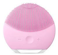 Электрическая щетка для очистки лица Forever Lina Mini 2 Pink