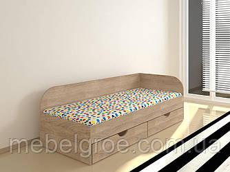 Односпальная кровать Соня 2 тм Пехотин