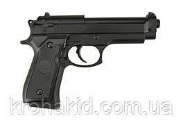 Лучшая точная копия металлического пистолета Beretta M92 Airsoft Gun / Пистолет на пульках Беретта M92