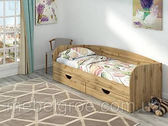 Односпальная кровать Соня 3 тм Пехотин