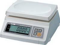 Весы кухонные и торговые CAS SW-2